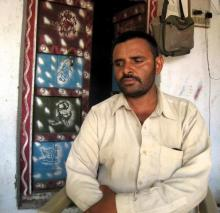 RTI crusader Ratna Ala ensured transparency in governance at his village. Source: GOI Monitor