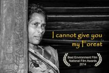 The film follows the Kondhs through their lives and engagements with the forest. Source: Top Quark Films