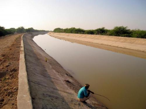 Last year Rs 31 crore was spent on the maintenance of canal in Jaisalmer district alone. Source: GOI Monitor