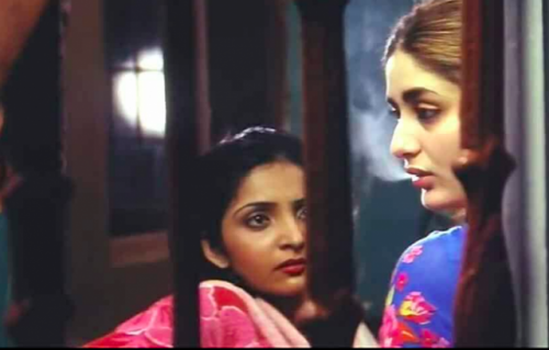 Kareena Kapoor played a sex worker in movie Chameli.