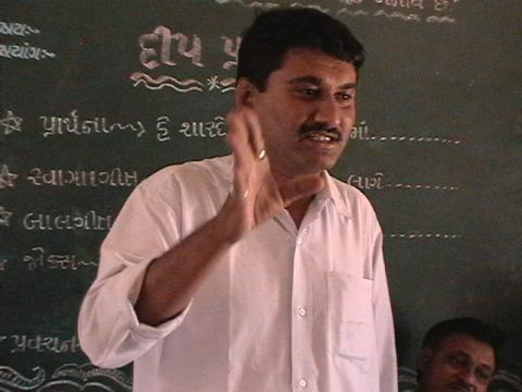 Amit Jethwa was shot dead for opposing illegal mining  Source: Jignesh Jethva/Wikicommons