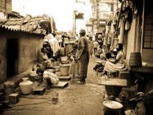 A slum in Bangalore. Source: SFLC. For representation purpose only.