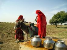 Several beris like these provide sweet water to villagers of Jaisalmer district. Source: GOI Monitor