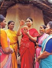 Around 3 crore women are members of various SHGs. Source: MoRD