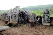 Such temples dedicated to local deities are spread all over pasture, forest lands of Rajasthan. Source: GOI Monitor