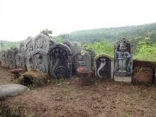 Such temples dedicated to local deities are spread all over pasture, forest lands of south Rajasthan.